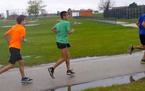 Senior runners reflect on cross country