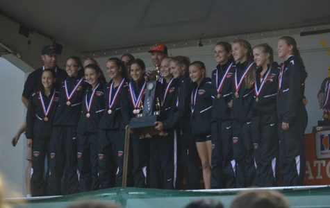 Historic day for cross country program