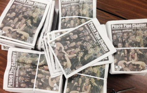 Latest issue distributed to students