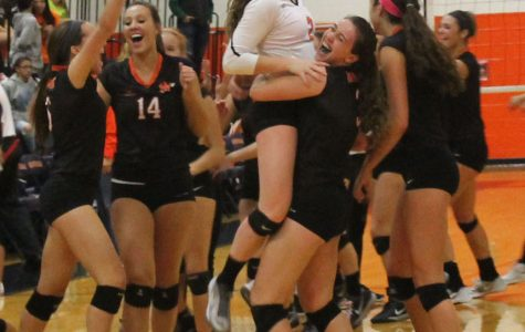 Volleyball wins sectional; plays again Saturday
