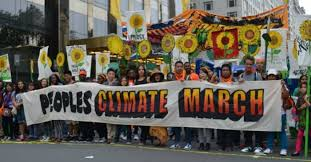 Science March a strong stand for climate change