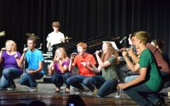 Student talent showcased during Homecoming