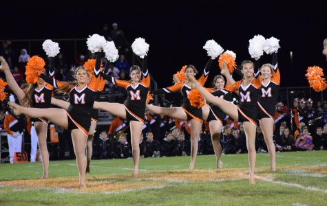 Poms team heads back to state