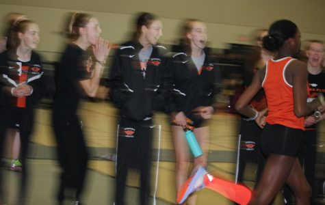 Girls track team sets high expectations