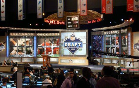 NFL Draft excites fans
