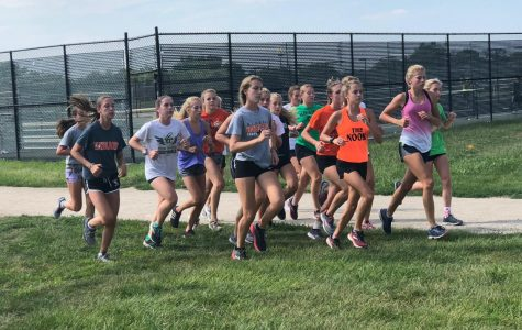 Girls cross country looks for Top 10 finish