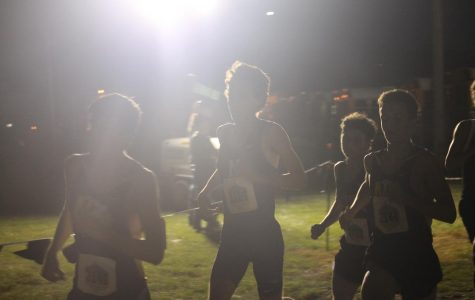 F/S boys cross country team peaks at conference