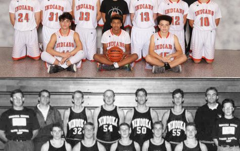 Sophomore basketball 25 years later