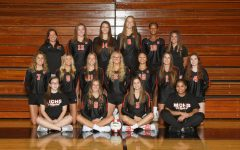 Elite 8 finish for girls volleyball