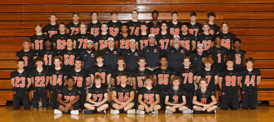 The+sophomore+football+team+takes+the+field+against+Joliet+West+on+Aug.+30+at+4%3A30+p.m.