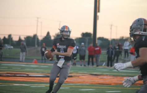Injury to Lehr doesn't stop Minooka
