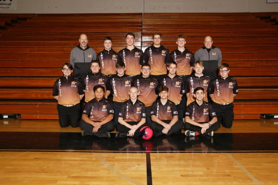 Boys bowling competes at state