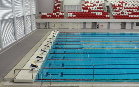 Girls swim team overcomes adversity to start season