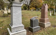 Poet Philip Worth is buried in the Willard Grove Cemetery in Channahon.  He memorialized a Minooka school fire in one of his poems.