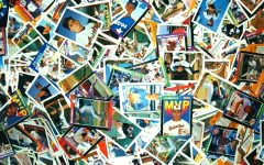 A man in San Jose donateed 25,000 baseball cards after a girl lost hers in a wild fire.