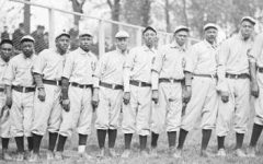 The Chicago Union Giants were born from the Chicago Unions, a Black ballclub that barnstormed the Midwest. They often played white teams from places like Joliet around 1900.