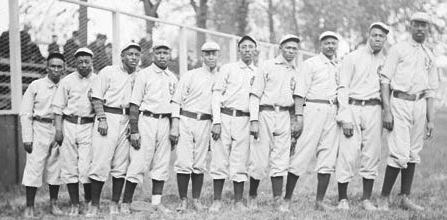 Negro League baseball has history in northern Illinois