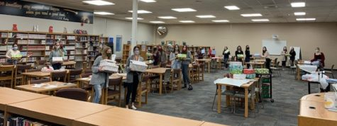 Interact Club has completed numerous service projects.