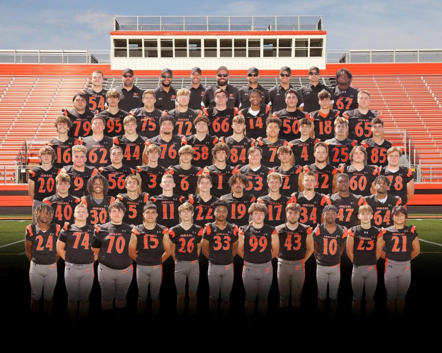 The+varsity+football+team+is+2-3+heading+into+a+week+6+game+at+Oswego+East.+