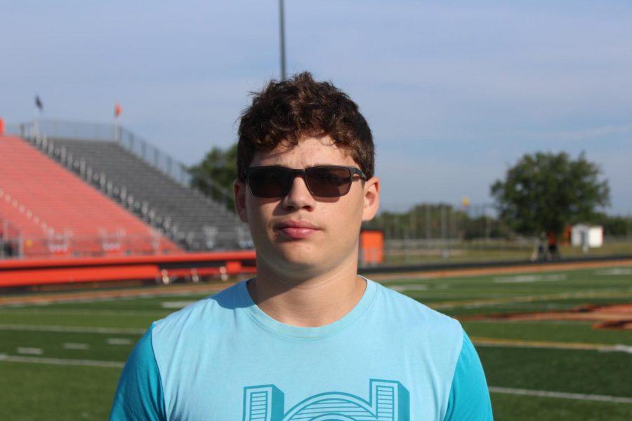 Bryce Parker, Sports Media class