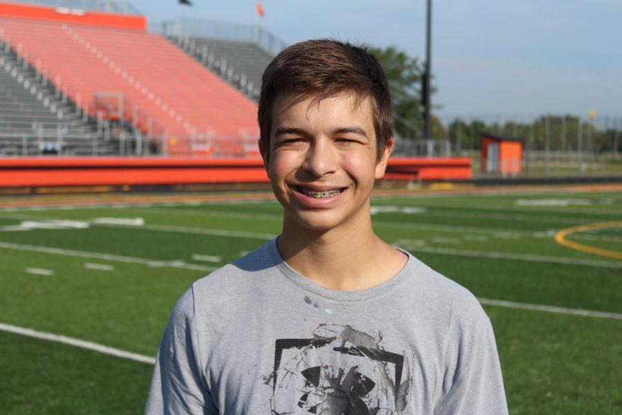 Tyler Gestel, Sports Media class