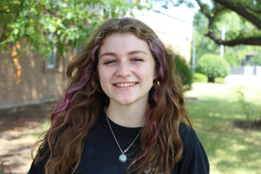 Katie Shields, Opinion Editor